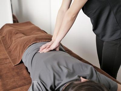 筋膜の癒着の剥がし方